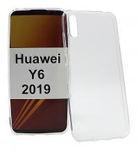 Ultra Thin TPU Deksel Huawei Y6 2019