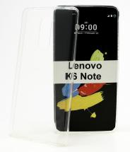 Ultra Thin TPU Deksel Lenovo K6 Note