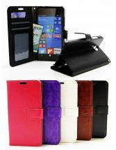Crazy Horse Wallet Microsoft Lumia 650