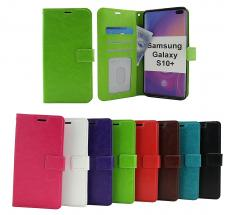 Crazy Horse Wallet Samsung Galaxy S10+ (G975F)