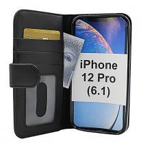 Skimblocker Lommebok-etui iPhone 12 Pro (6.1)