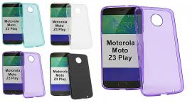 TPU-Deksel Motorola Moto Z3 Play