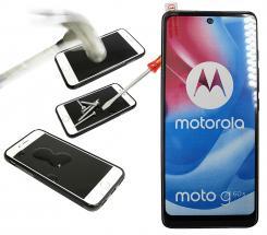Full Frame Skjermbeskyttelse av glass Motorola Moto G60s