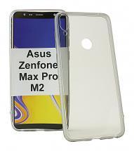 Ultra Thin TPU Deksel Asus Zenfone Max Pro M2 (ZB631KL)