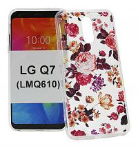 TPU Designdeksel LG Q7 / LG Q7 Plus (LMQ610)