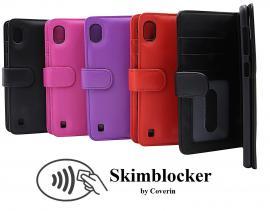Skimblocker Lommebok-etui Samsung Galaxy A10 (A105F/DS)