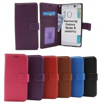New Standcase Wallet Samsung Galaxy Note 9 (N960F/DS)