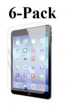 6-pakning Skjermbeskyttelse Apple iPad Air / Air 2 / iPad Pro 9.7