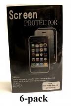 6-pakning Skjermbeskyttelse Samsung Galaxy Express (i8730)