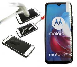 Full Frame Skjermbeskyttelse av glass Motorola Moto G20 / Moto G30