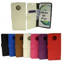 Standcase Wallet Motorola Moto G6 Plus