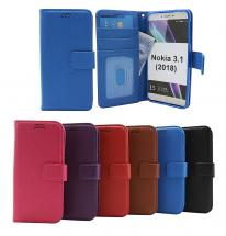 New Standcase Wallet Nokia 3.1 (2018)