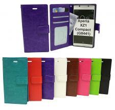 Crazy Horse Wallet Sony Xperia XZ1 Compact (G8441)