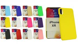 Hardcase Deksel iPhone XR