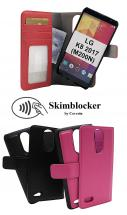 Skimblocker Magnet Wallet LG K8 2017 (M200N)