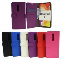 Standcase Wallet OnePlus 6