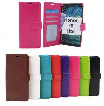 Crazy Horse Wallet Honor 20 Lite