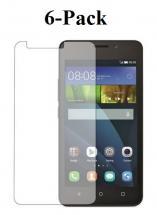 6-pakning Skjermbeskyttelse Huawei Y625