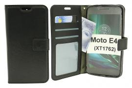 Crazy Horse Wallet Moto E4 / Moto E (4th gen) (XT1762)