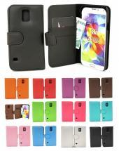 Lommebok-etui Samsung Galaxy S5 / S5 Neo (G900F / G903F)