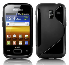 S-Line Deksel Samsung Galaxy Ace 2 (i8160)