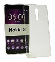 Ultra Thin TPU Deksel Nokia 8