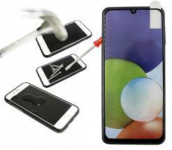 Full Frame Skjermbeskyttelse av glass Samsung Galaxy A22 (SM-A225F/DS)