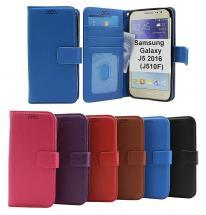 New Standcase Wallet Samsung Galaxy J5 2016 (J510F)