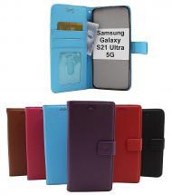 New Standcase Wallet Samsung Galaxy S21 Ultra 5G (G998B)