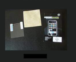 Nokia E6 Skjermbeskyttelse