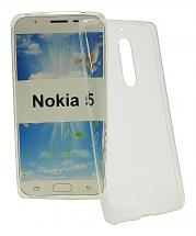 Ultra Thin TPU Deksel Nokia 5