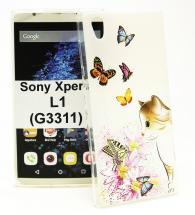 TPU Designdeksel Sony Xperia L1 (G3311)