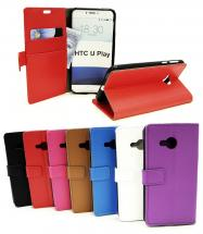 Standcase Wallet HTC U Play