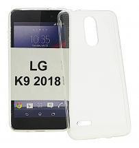 Ultra Thin TPU Deksel LG K9 2018 (LMX210)