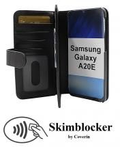 Skimblocker XL Wallet Samsung Galaxy A20e (A202F/DS)
