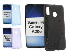 S-Line Deksel Samsung Galaxy A20e (A202F/DS)