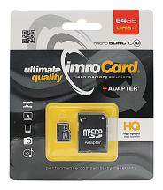 Imro Micro SD Memorycard 64 GB
