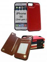 CardCase deksel iPhone SE (2nd Generation)