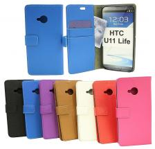 Standcase Wallet HTC U11 Life
