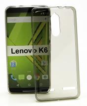 Ultra Thin TPU Deksel Lenovo K6
