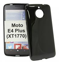 TPU-deksel for Moto E4 Plus (XT1770)