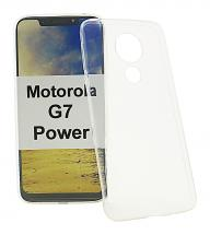 Ultra Thin TPU Deksel Motorola Moto G7 Power