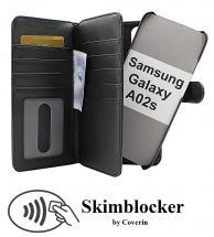 Skimblocker XL Magnet Wallet Samsung Galaxy A02s