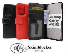 Skimblocker Lommebok-etui Samsung Galaxy A52 5G (A525F/A526B)