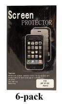 6-pakning Skjermbeskyttelse iPhone 5C