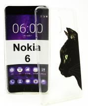 TPU Designdeksel Nokia 6