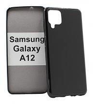 TPU Deksel Samsung Galaxy A12 (A125F/DS)