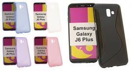 S-Line Deksel Samsung Galaxy J6 Plus (J610FN/DS)
