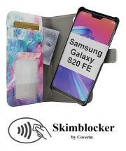 Skimblocker Magnet Designwallet Samsung Galaxy S20 FE / S20 FE 5G