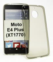 Ultra Thin TPU Deksel Moto E4 Plus (XT1770)